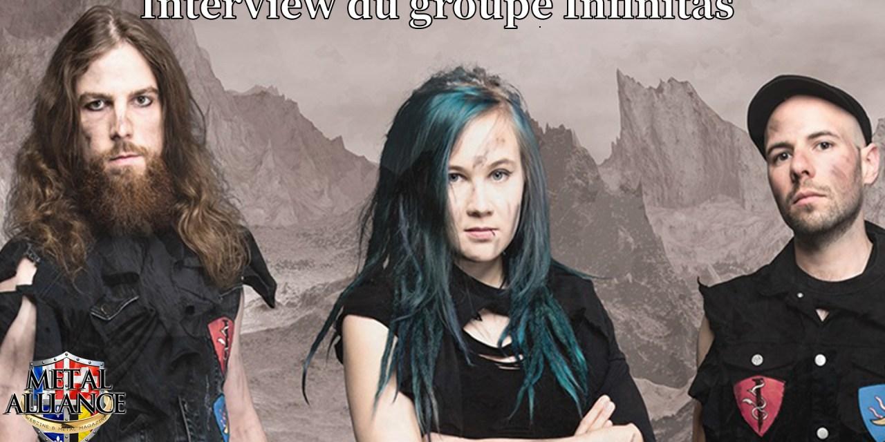 Interview Savannah Childers (Infinitas)