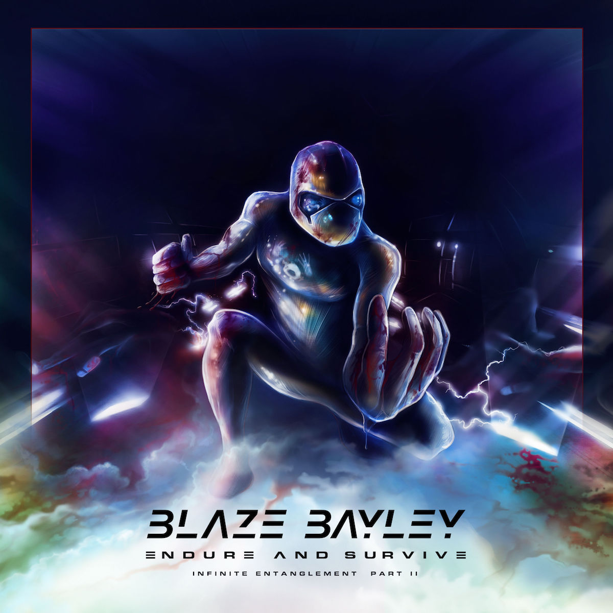 Resultat d'imatges de blaze bayley endure and survive