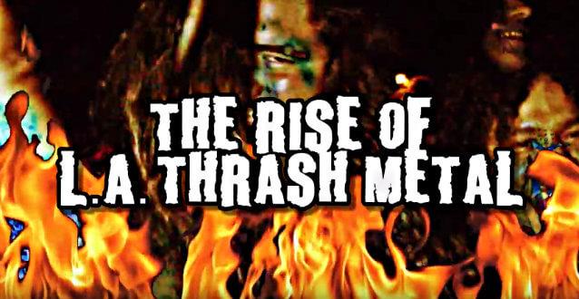 rise of la thrash metal