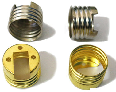 Aluminum Precision Metal Stamping
