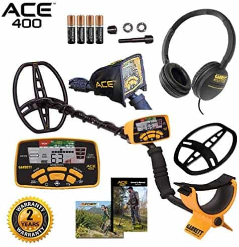 Garret Ace 400 Metal Detector