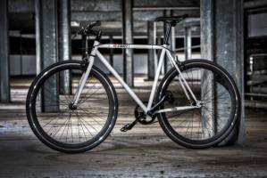 Stance Afterglow Fixed Gear bicycle