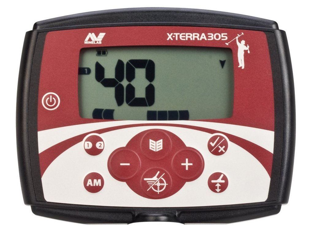 minelab xterra 305 review
