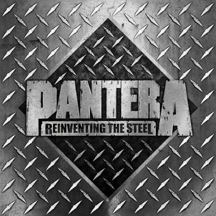 Pantera Reinvening the Stell