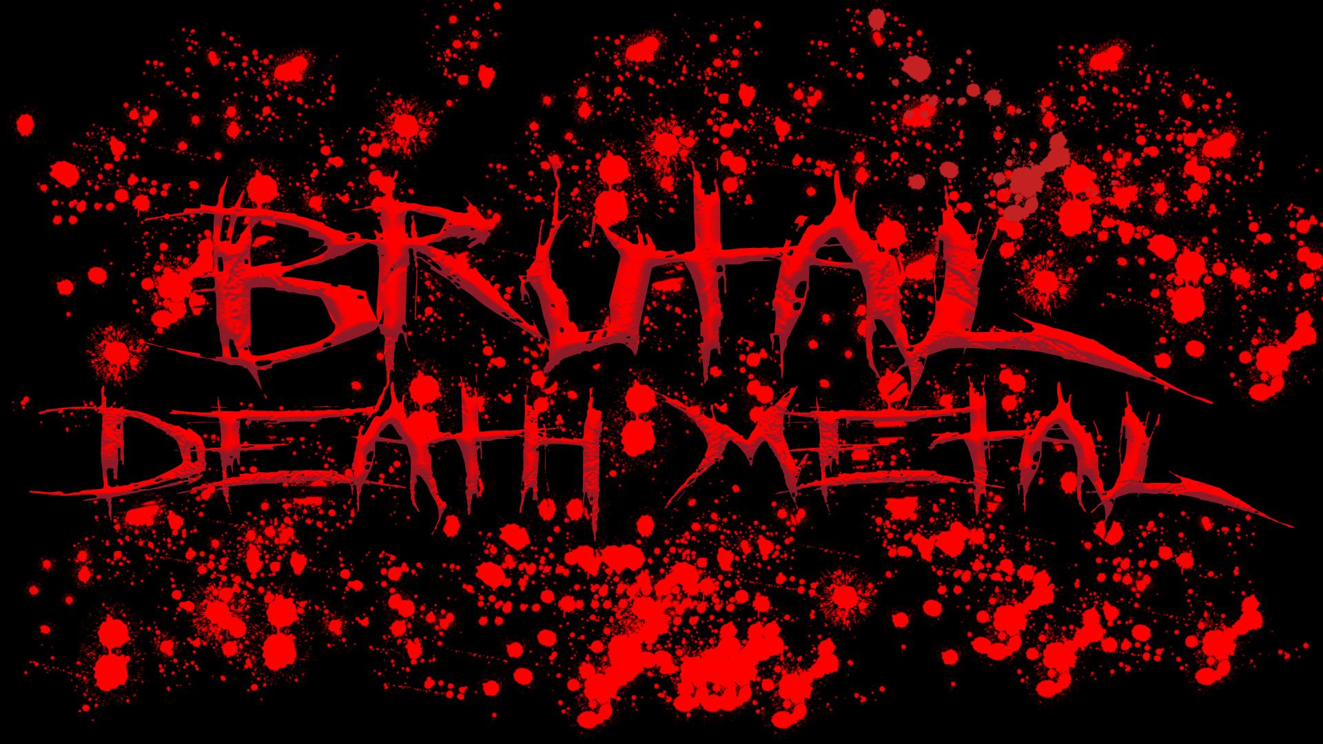 BRUTAL DEATH