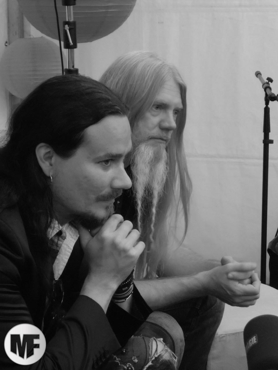 Nightwish à la Foire aux Vins de Colmar en 2012