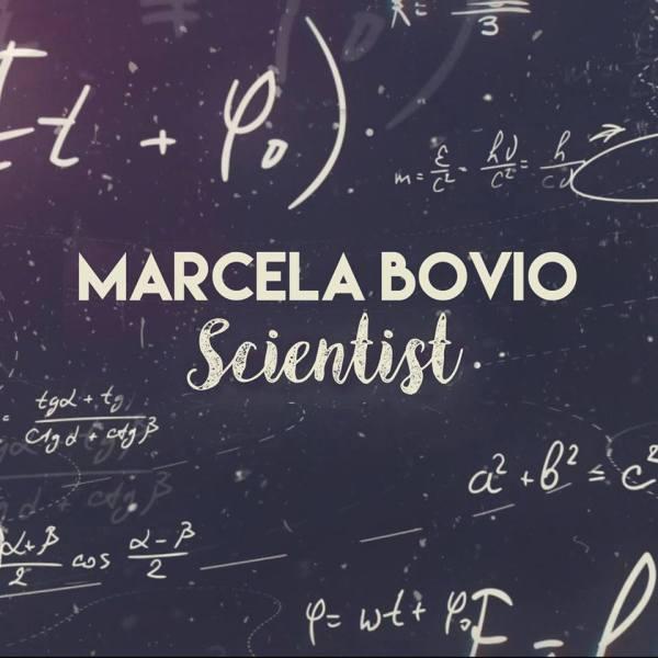 Marcela Bovio scientist