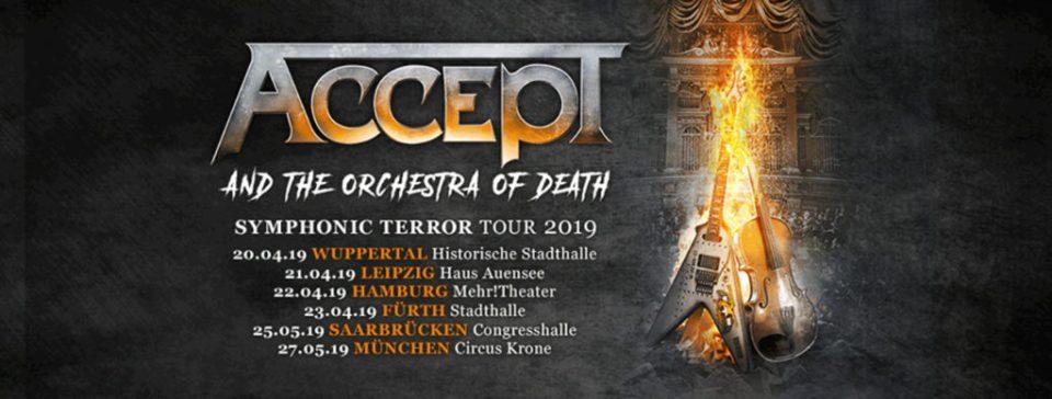 Accept Tour 2019