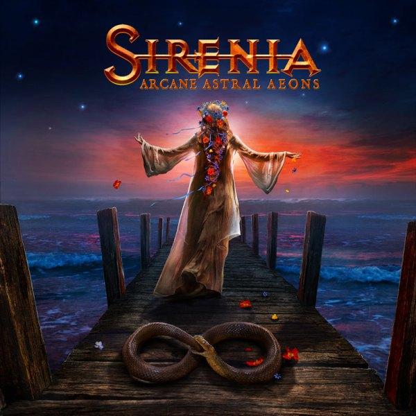 sirenia, arcane astral aeons 2018
