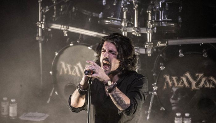 Valerio Recenti en concert avec My Propane à Eindhoven en 2019