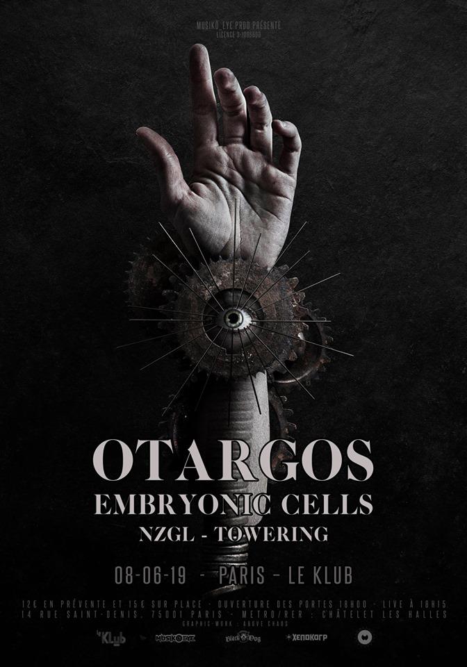 otargos concert paris 2019