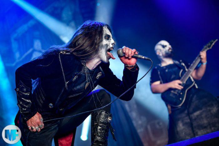 Carach Angren sur la scène du Hellfest Open Air 2019