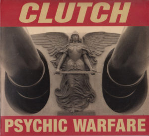 CLUTCH, Psychic Warfare, 2015