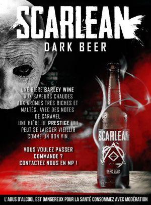 scarlean - bière