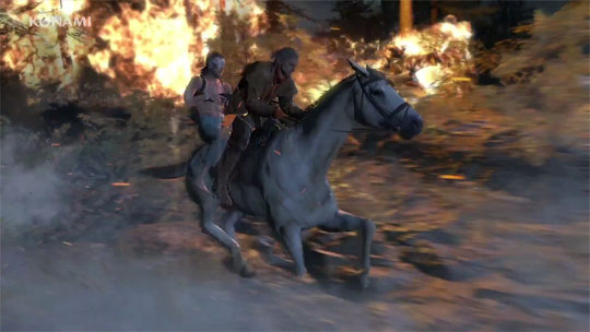 Image result for D-horse cyprus metal gear