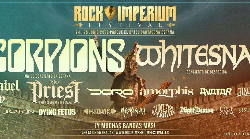 Rock Imperium Festival