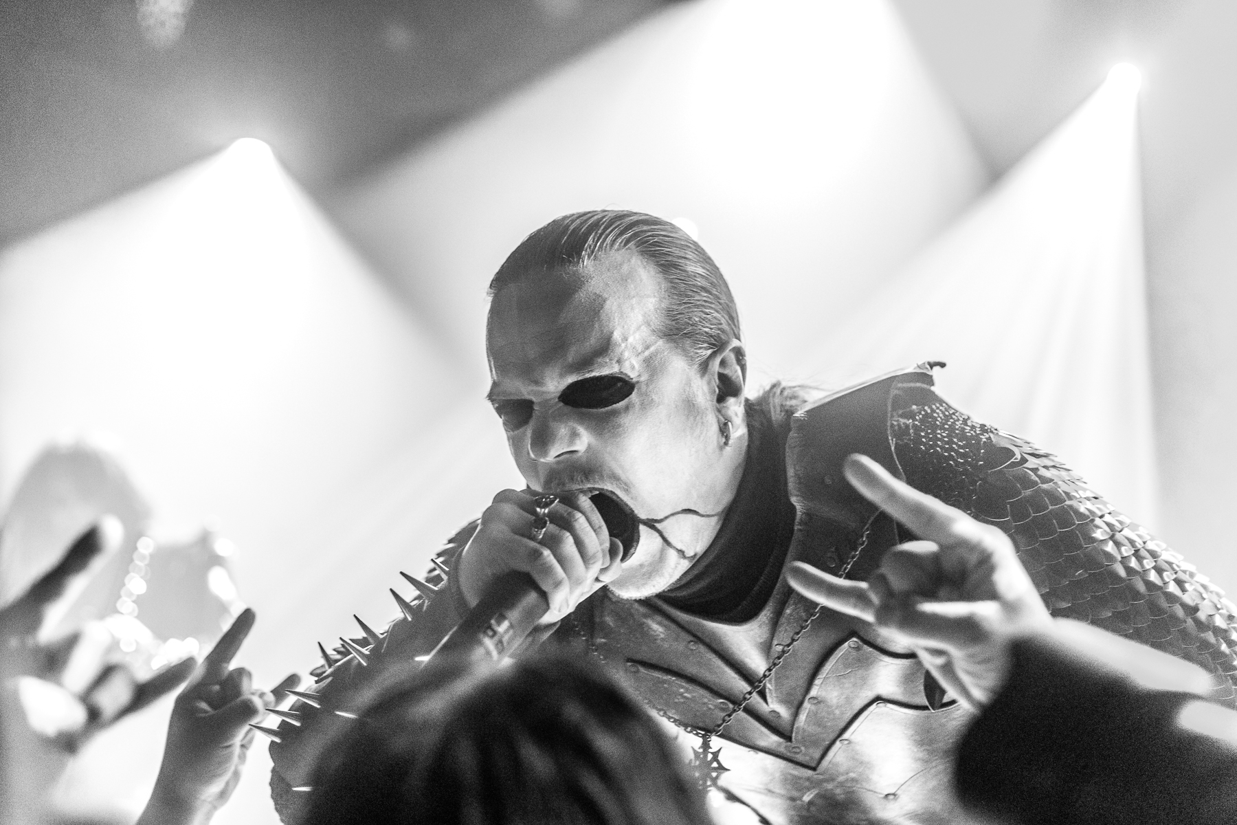 Dark Funeral at L'Astral