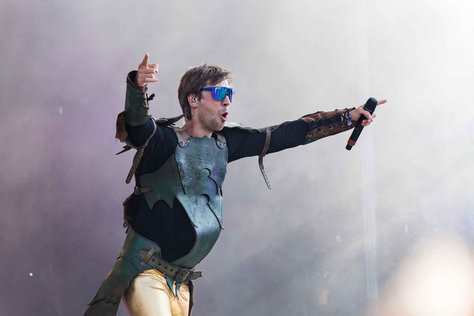 Gloryhammer at Heavy Montreal 2018