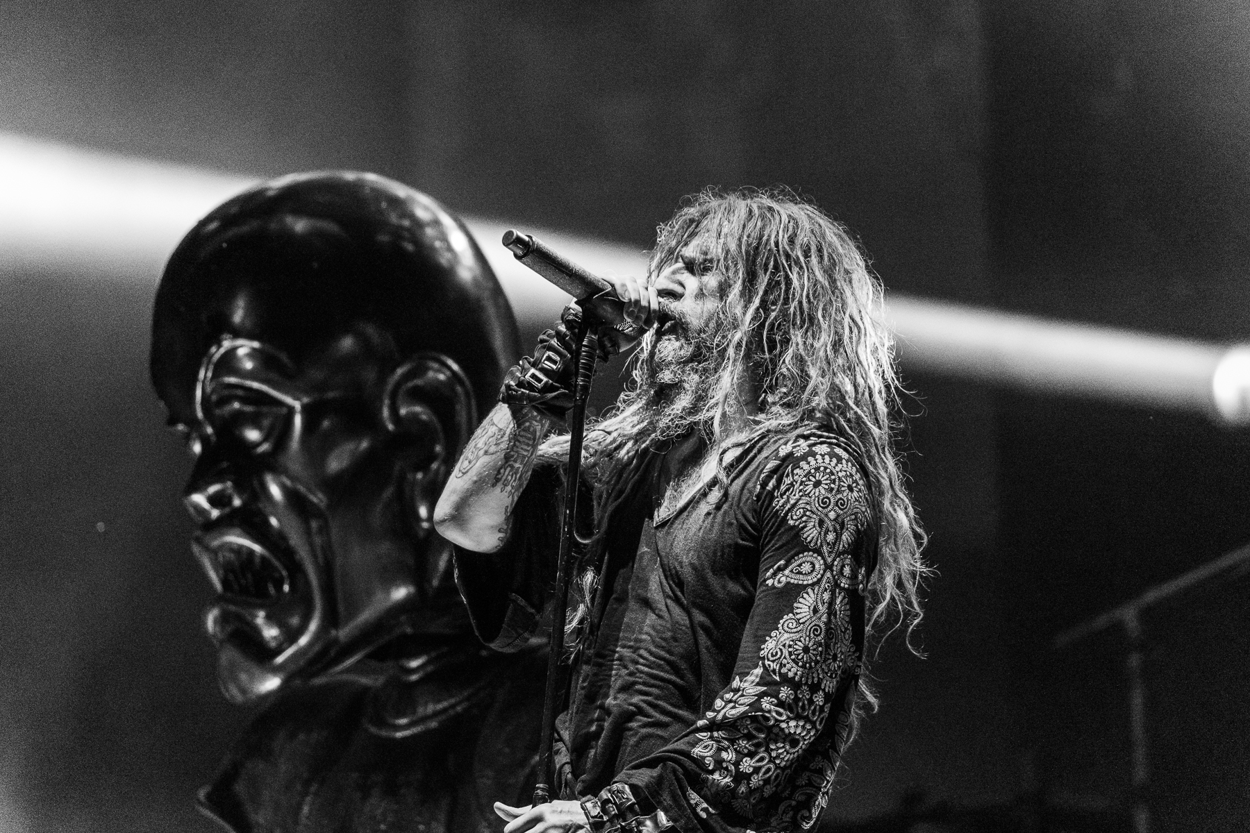 Rob Zombie at Heavy MOntreal 2018