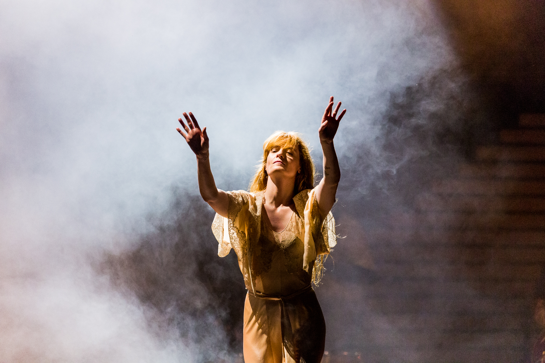 Florence and The Machine at Osheaga 2018