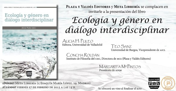Invita Meta Ecología y género