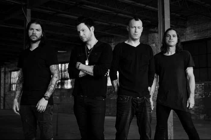 New Band from Members of LIMP BIZKIT, ex-PUDDLE OF MUDD