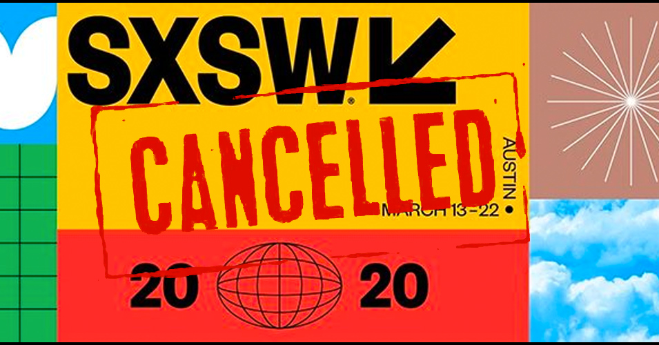 SXSW festival officially canceled over coronavirus concerns