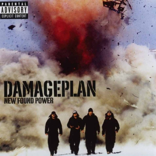 Damageplan – New Found Power