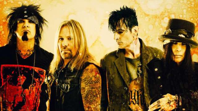 Motley Crue Released New Song The Dirt Est 1981 Featuring