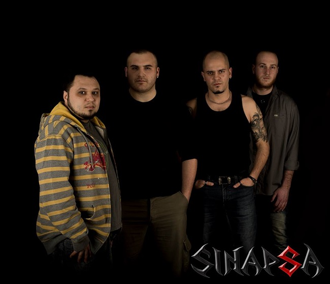 Sinapsa, metal music, hard core, metal jacket magazine