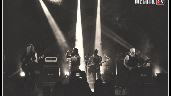 Cult of Erinyes - live Bruxelles (septembre 2019)