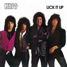 Kiss – Lick It Up (1983)