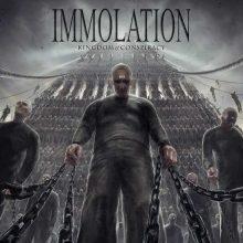 Immolation – Kingdom Of Conspiracy (2013)