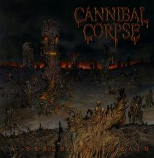 Cannibal Corpse – A Skeletal Domain (2014)