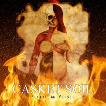 Casket Soil – Reptilian Verses (2014) EP