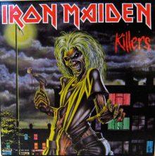 Iron Maiden – Killers (1981)