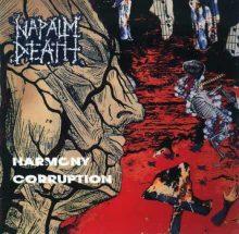 Napalm Death – Harmony Corruption (1990)