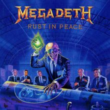 Megadeth – Rust in Peace (1990)