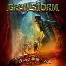 Brainstorm – Scary Creatures (2016)