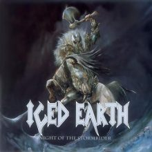 Iced Earth – Night Of The Stormrider (1991)