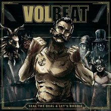 Volbeat – Seal The Deal & Let`s Boogie (2016)