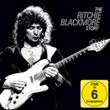 The Ritchie Blackmore Story DVD (2015)