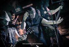 Dave Evans & Finnish Badasses – Medicine Man, Hyvinkää 13.7.2016