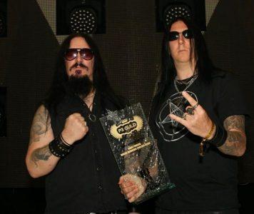 Dark Funeral voittanut P3 Guld-palkinnon vuoden parhaasta metallilevystä
