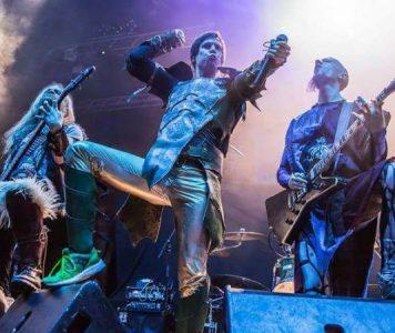 Power Metallia lauantaihin: Gloryhammerin Wacken-keikka katsottavissa