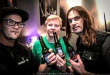 Amorphis – oluen lanseeraustilaisuus @ The Riff, Helsinki 24.11.2016