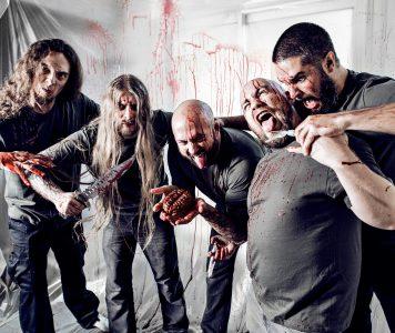 """Raivon ja hulluuden soundtrack: Benighted ja uusi musiikkivideo """"Reptilian"""" ensikatselussa"""