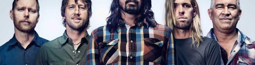 Foo Fighters Suomeen kesällä