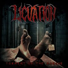 Licuation – Torment Of The Morgue EP (2016)