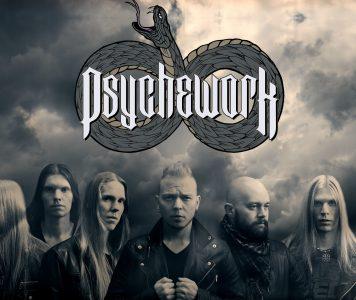 Psycheworkin vuoden 2017 ohjelmassa keikkailua sekä uutta musiikkia
